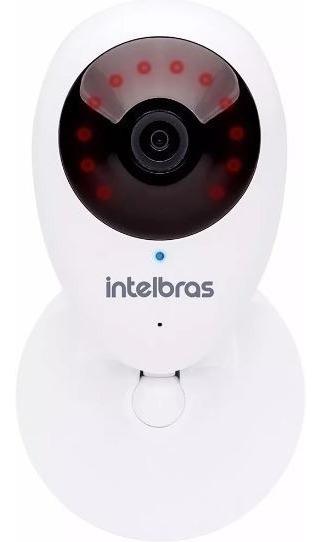 Câmera Intelbras Mibo Wifi Hd 720p Ic3 Micro-sd Segurança