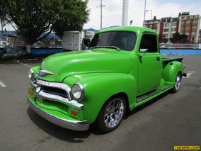 Chevrolet Gmc Pick Up 1952
