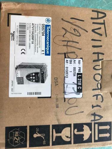 Variador De Frecuencia Telemecanique 1/2 Hp Atv11hu09f1a