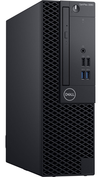Cpu Dell Optiplex 3060sff Intel I7 8ªger 8gb Ssd M.2 256gb