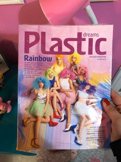 Plastic Dreams Revista Melissa