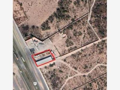 Terreno Industrial En Venta Cerro Gordo