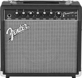Amplificador Guitarra Electrica Fender Champion 20 Watts
