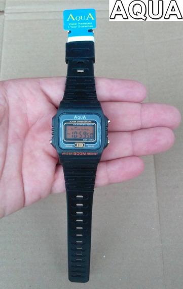 Kit Com 4 Relógios Aqua Prova D