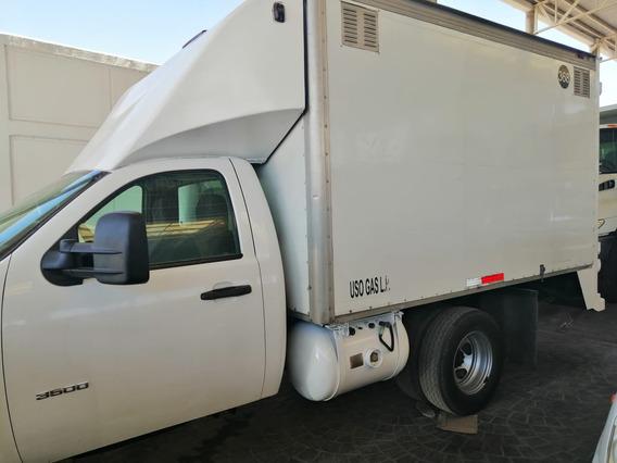 Chevrolet 3500 Caja Seca Gas