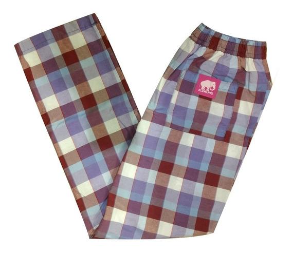 Pantalon Elepants Mujer Talle L (poplin)