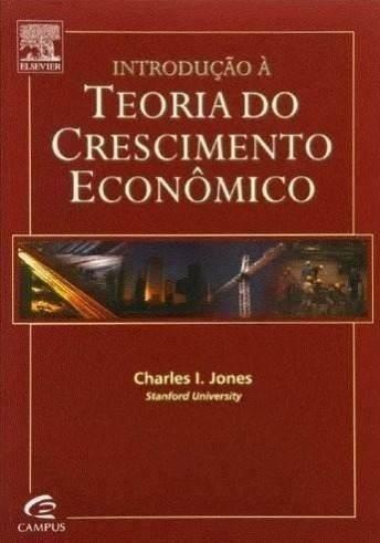 Introduçao A Teoria Do Crescimento Economico