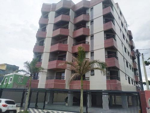 Imagem 1 de 15 de Ótimo Apartamento De 2 Dorms A 50m Da Praia - Agenor De Campos - 1459