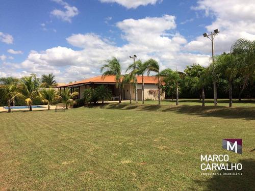 Imagem 1 de 10 de Chácara Com 2 Dormitórios À Venda, 1800 M² Por R$ 950.000,00 - Parque Dos Sabiás Ii (padre Nóbrega) - Marília/sp - Ch0001