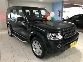 Land Rover Discovery 4 3.0 Se 2014 Ipva 2019 Pago !!!