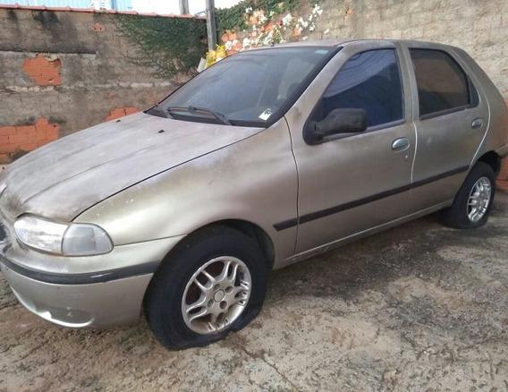 Sucata Retirada De Peças Fiat Palio 1998 1.0 Edx 5p