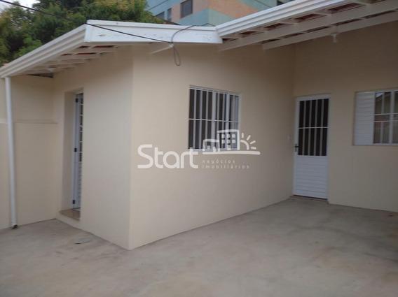 Casa Para Aluguel Em Bosque - Ca005770
