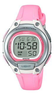 Reloj Casio Mujer Chico Lw203 Varios Colores Sumergible