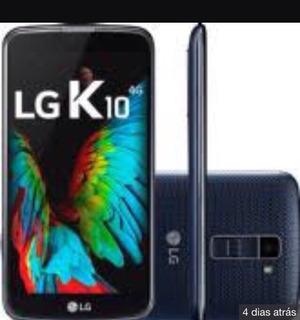 Celular K10 Lacrado