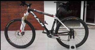 Bicicleta Fuji Slm 3.0 Full Carbono Rod.26 - Como Nueva!!!