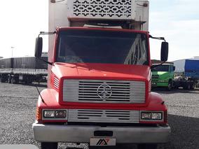 Caminhão Mercedes Benz Mb 1618 Ano 1995 Baú Refrigerado!!!