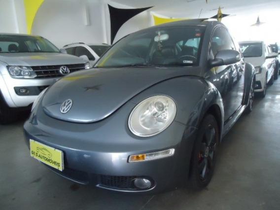 New Beetle 2.0 Mi 8v Gasolina 2p Automático