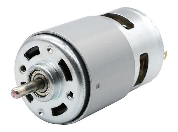 Motor Dc 12v 150w 13000 À 15000 Rpm Alta Velocidade