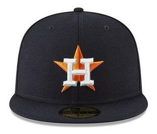 Houston Astros Jersey Custom 59fifty Fitted Cap