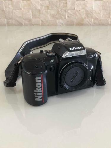 Câmera Fotográfica Nikon N5005 Analógica - Corpo Apenas