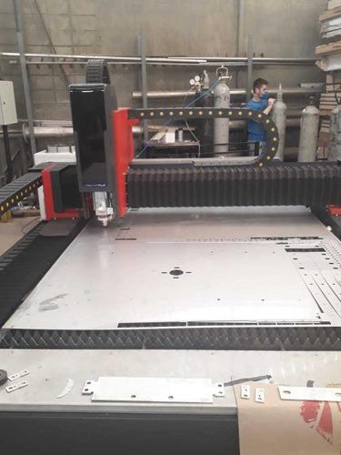 Imagem 1 de 9 de Corte Laser De Chapas