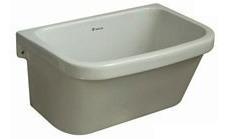 Pileta Ferrum Para Lavar 50x33 Blanca Plc/plk