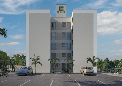Apartamento - Santa Branca - Ref: 4136 - V-4136