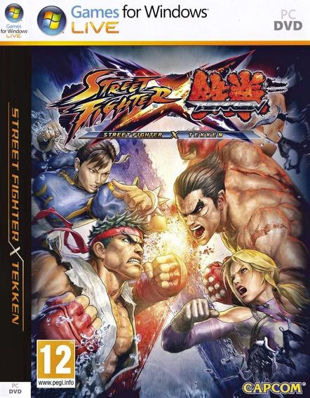 Street Fight X Tekken Pc Hd Original