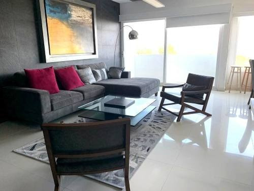 Pent House En Renta $10,500.00 Amueblado Zona Norte