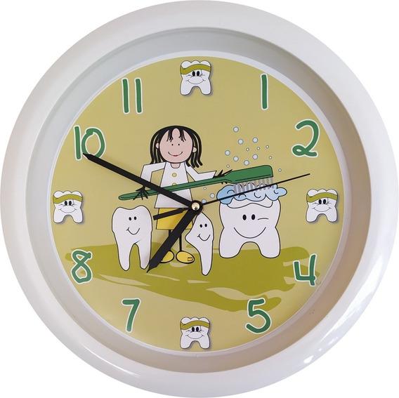 Reloj Decorativo Dentista