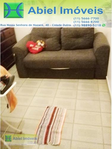 Apartamento Em Vila São José (cidade Dutra)  -  São Paulo - 442
