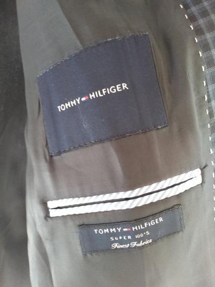 Blazer Tommy Hilfiger Azul
