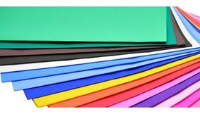 Kit Color Set - Papel Cartolina Cores Variadas 30 Undds