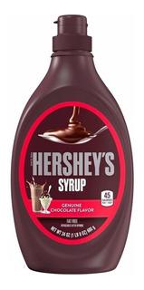 Cobertura Calda De Chocolate Syrup Genuine Hershey