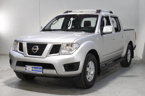 Nissan Frontier 2.5 S 4x2 Cd Turbo Eletronic Diesel 4p Manu