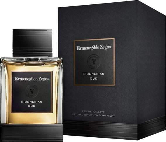 Perfume Ermenegildo Zegna Indonesian Oud Edt 125ml Original