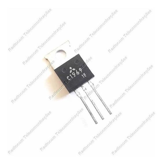 Transistor 2sc1969 Npn Original