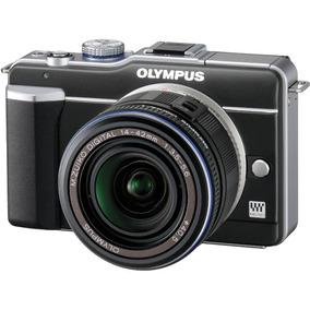 Câmera Semi Profissional Olympus Pen Epl-01