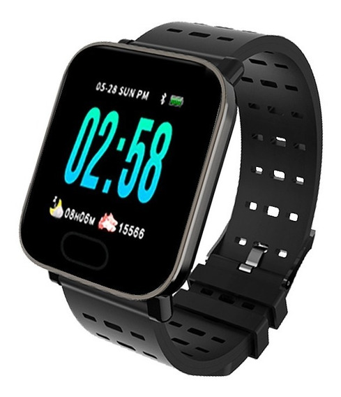 Reloj Inteligente Smart Watch Bt Recargable Necnon