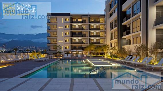 Renta Departamentos Nuevo Sur, Monterrey, N.l. A 1 Minuto Itesm