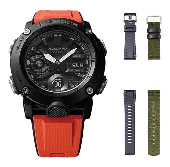 Reloj Hombre Gshock Casio | Ga-2000e | Envío Gratis