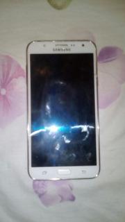 Samsung J7 Lte Duos Detalle En El Bisel Minimo