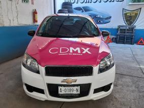 Taxi Chevrolet Aveo 1.6 Ls L4 Man Mt 2014
