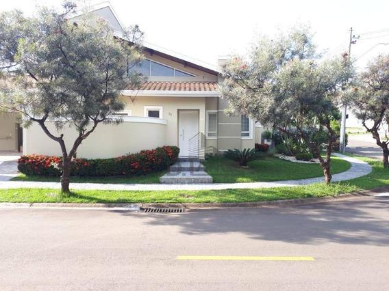 Casa Com 2 Dormitórios À Venda, 167 M² Por R$ 650.000,00 - Condomínio Aurora - Paulínia/sp - Ca13818