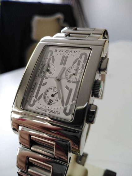 Bulgari Rectangolo By Lindavistawatchco