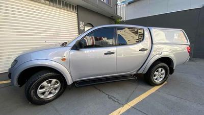 Mitsubishi L200 2013 2.4 Triton Hls Cab. Dupla Flex 4p