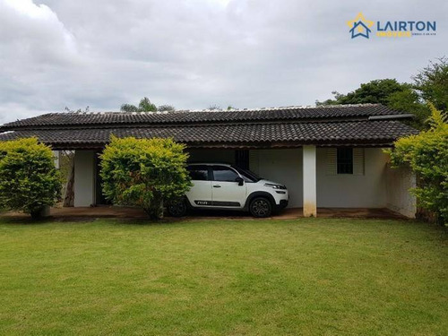 Chácara Com 1 Dormitório À Venda, 2000 M² Por R$ 300.000,00 - Recanto Por Do Sol - Atibaia/sp - Ch1244