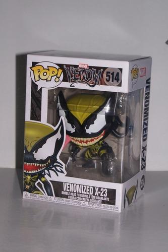 Funko Pop Venomized X-23 - Marvel 514
