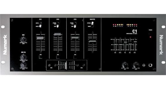 Mixer Dj Numark C-1 (120v)