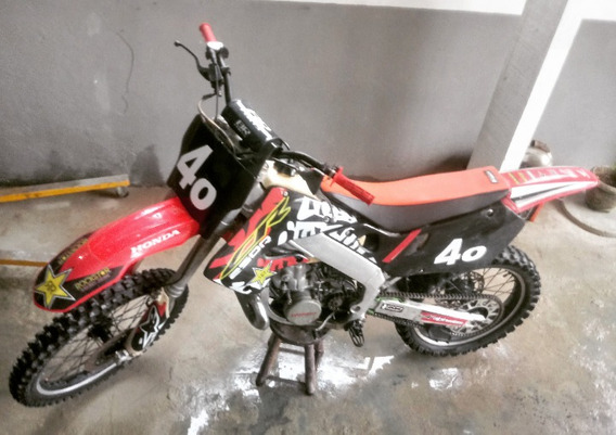 Honda Cr250r.